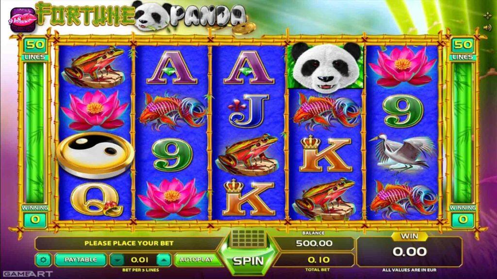 สล็อตฟอร์จูนแพนด้า | Fortune Panda Slot