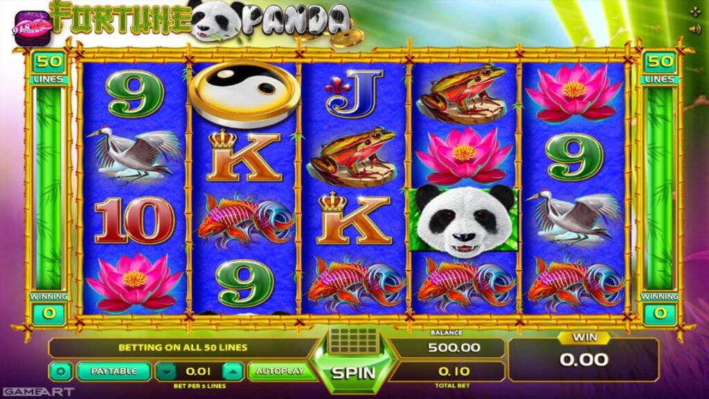 918KISS4THAI.COM_Fortune Panda Slot