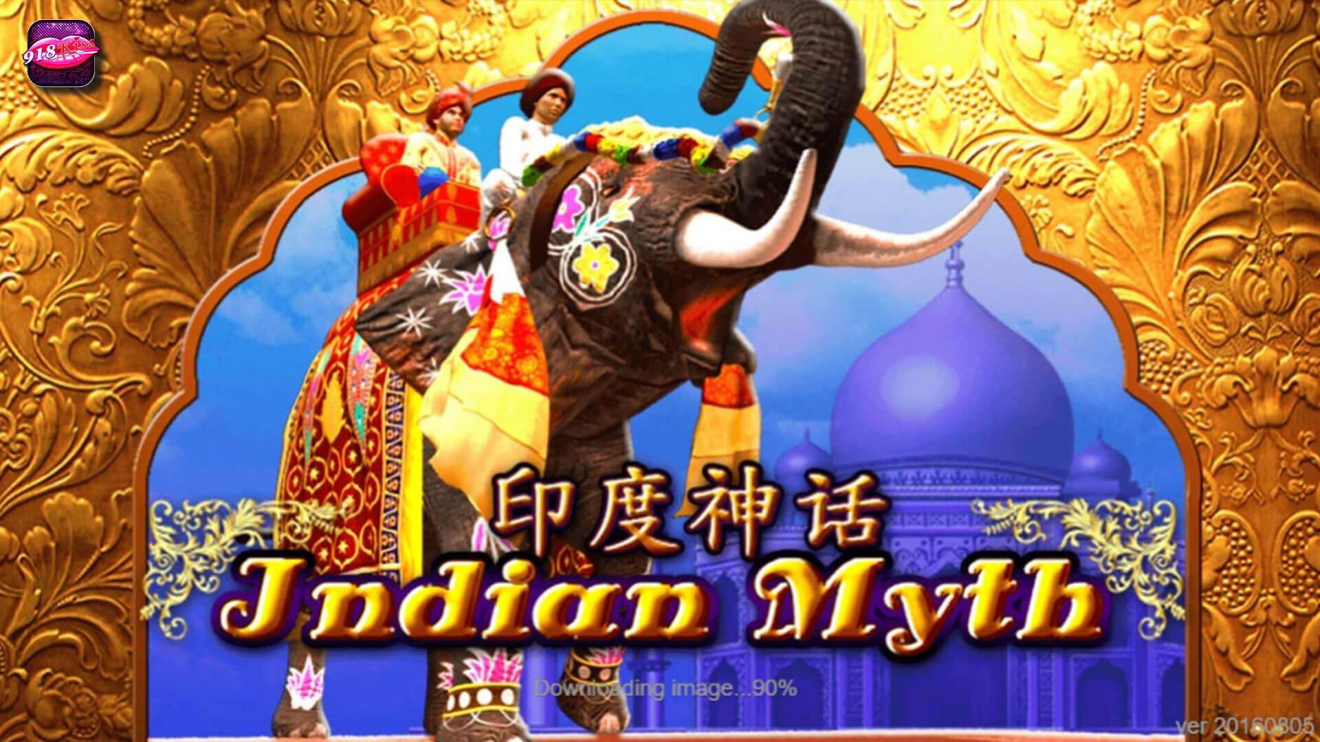 918kiss Indian Myth Slot