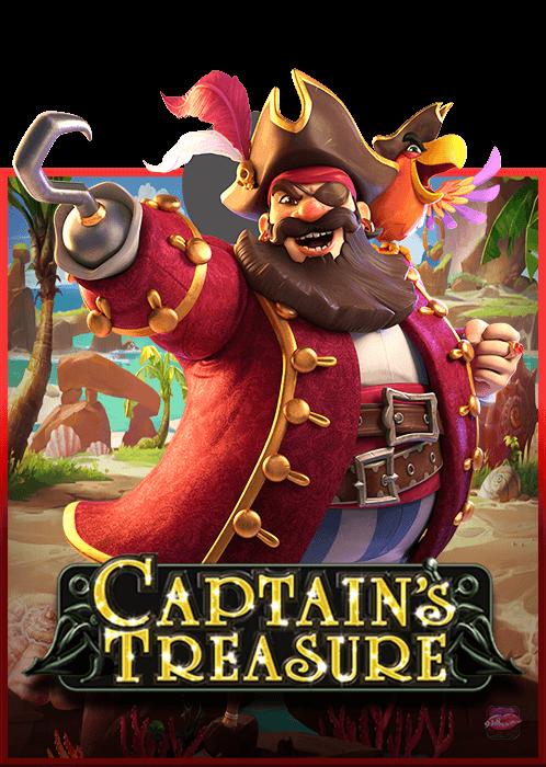 Captain Treasure Slot