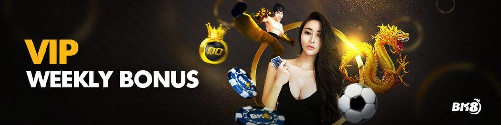 BK8 VIP Bonus